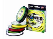 Power Pro Micro Braid Fishing Line 21100400300Y 40 lb X 300 Yd Yellow