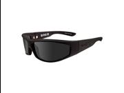 Wiley X Revolvr Black Ops/Smoke Grey/Matte Black Glasses