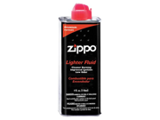 Zippo 4Oz Lighter Fluid 3341 - Single Pack