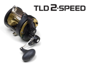 Shimano TLD 2-Speed A Model Conventional Reel