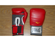 Everlast Pro Style Training Gloves 16 Oz Red 2116
