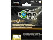 Power Pro Super 8 Slick Braid 40lb 150 yards Yellow