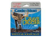 Code Blue Grave Digger Whitetail Scrape Mate