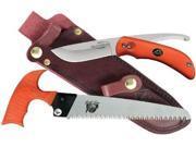 Outdoor Edge Swingblaze Pak Combo Leather Sheath Knife