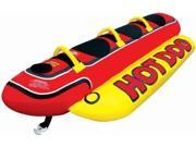 Hot Dog 3Person Ride On Towabl Hd-3