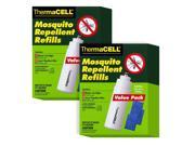 ThermaCELL Mosquito Repellent Refills R-4 - Two Pack