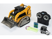Hobby Engine Remote Control Track Loader Bobcat Style READY TO RUN