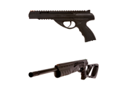 Umarex MORPH 3X CO2 Pistol & Rifle 30rd BB Mag Pistol + Shoulder Stock