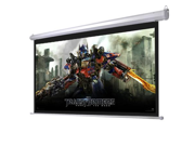 "Automatic Electric Projector Screen Wall Mounted 92"" 16:9"