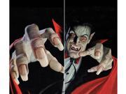 Vince the Vampire Double Translucent Window Posters