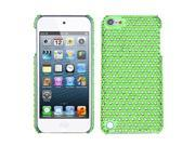 MYBAT Dots(Green/white) Diamante Phone Back Protector Cover for Apple® iPod touch® (5th generation)