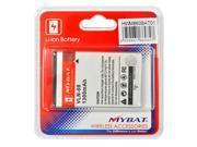 MYBAT HUAWEI-U8800 (Impulse 4G)/M860(Ascend) Li-ion Battery