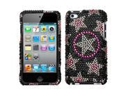 MYBAT Twinkle Diamante Protector Cover for Apple® iPod touch® (4th generation)