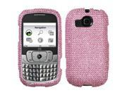 MYBAT Pink Diamante Protector Faceplate Cover(Diamante 2.0) Compatible With ZTE A415(Memo)