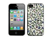 MYBAT Colorful Leopard Dream Back Protector Cover for APPLE iPhone 4S/4