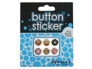 eForCity Button Stickers-Set 005