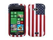 MYBAT United States National Flag Phone Protector Cover Compatible With Samsung® i930 ATIV Odyssey