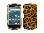 MYBAT Skin Phone Protector Case compatible with Samsung© R930 (Galaxy S Aviator), Leopard