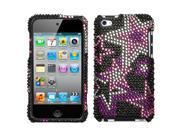 MYBAT Super Star Diamante Protector Cover for Apple® iPod touch® (4th generation)
