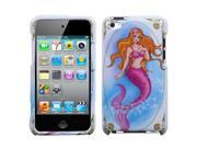 MYBAT Sirena the Mermaid Phone Protector Cover for Apple® iPod touch® (4th generation)