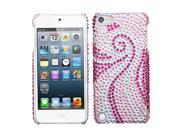 MYBAT Phoenix Tail Diamante Back Protector Cover for Apple® iPod touch® (5th generation)