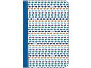 ILUV Kindle Fire Festival Notebook Folio Case, Blue