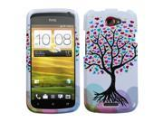 MYBAT Love Tree Phone Protector Cover for HTC One S