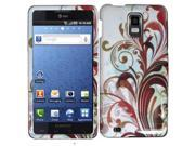 HRW Design Phone Case Cover Compatible With Samsung© i997 Infuse 4G , Autumn Splash