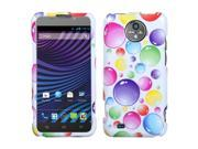 Mybat Rainbow Bigger Bubbles Phone Protector Cover for ZTE N9810 (Vital), N9810 (Supreme)