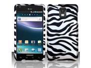 BJ For Samsung Infuse 4G i997 Rubberized Hard Design Case Cover