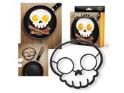 Fred & Friends Funny Side Up Skull Egg Corral