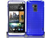 BJ For HTC One Max T6 - TPU Cover - Blue TPU