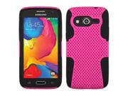 Hot Pink/Black Astronoot Phone Protector Cover for Samsung Galaxy Avant