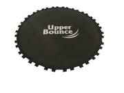 """Upper Bounce 38"""" Mini Trampoline Replacement Jumping Mat fits for 38 Inch Round Mini Trampoline Frames using 32 springs (springs not included)"""