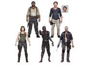 McFarlane Toys - The Walking Dead TV Series 5 Action Figures, Set of 5