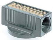"56620 (570-1) Goldenrod 1"" Npt Fuel Filter Top Cap Housing (Diesel & Gasoline)"