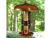 Opus Topflight Copper Triple Tube Bird Feeder