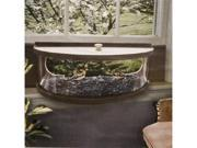 Coveside Conservation Mirrored Window Feeder