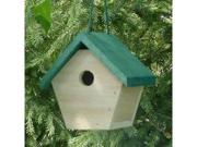 Looker Products, HS04 Wren Cottage Bird House