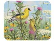 Goldfinches Mouse Pad