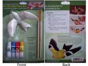 Gold Finch Fly Thru Bird Paint Kit