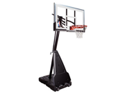 Spalding Portable Arena Slam Rim, Acrylic Backboard