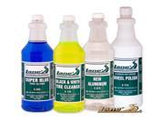 Aluminum Wheel & Tire Cleaner Kit