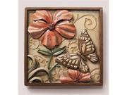 Magnetic Stepping Stone Set Plaque-Summer