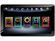 """POWER ACOUSTIC PD-931NBT NEW SOURCE UNIT W/ 9.3"""" TOUCHSCREEN & ANALOG TV TUNER"""