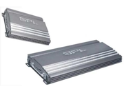 SPL FX1-3000D CLASS D MONOBLOCK AMPLIFIER W/ WIRED REMOTE BASS LEVEL CONTROL NEW