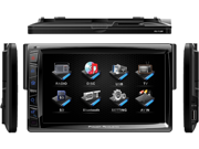 "POWER ACOUSTIC PD-712T NEW MOTORIZED DETACHABLE SOURCE UNIT W/ 7"" LCD & TV TUNER"