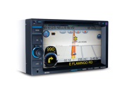 BOSS AUDIO BV9380NV BLUETOOTH IN-DASH NAVIGATION CD/DVD/MP3 PLAYBACK & RDS TUNER
