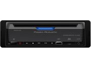 POWER ACOUSTIC PADVD-390T NEW SINGLE DIN DVD PLAYER W/ MEDIA PLAYBACK & TV TUNER