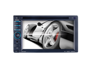 "BOSS AUDIO BV9368I IN-DASH DOUBLE-DIN MEDIA PLAYER W/ 6.2"" WIDESCREEN MONITOR"